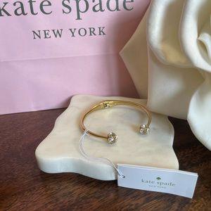 Kate Spade NWT open cuff